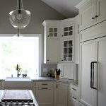 TBM hardwood kitchen cabinets