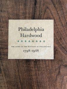 Philadelphia Hardwood 1798-1948