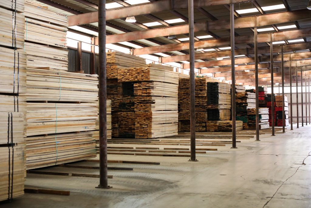 TBM Hardwoods Lumber Inventory Specials